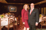 wedding anniversary portrait at Morton's The Steakhouse
